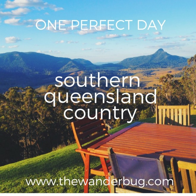 Daytrip to Southern Queensland Country