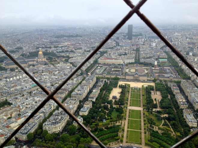 View from the eiffel tower tips for visiting