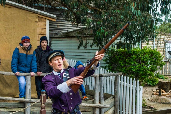 Sovereign Hill, Ballarat | www.thewanderbug.com