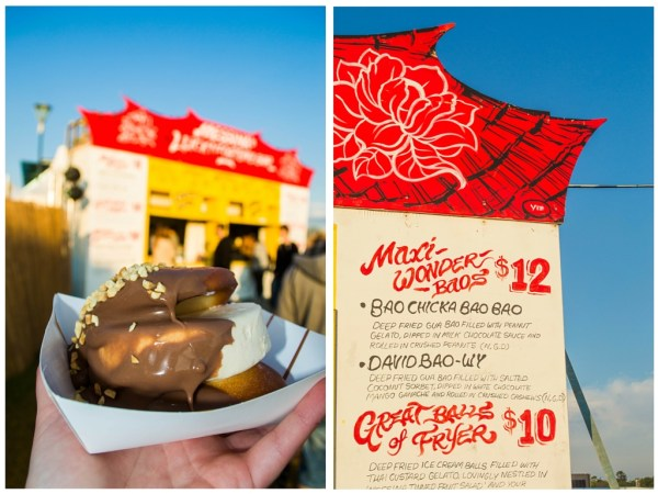 Gelato Messina at Melbourne Night Noodle Markets