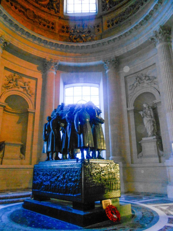 Inside Invalides Paris
