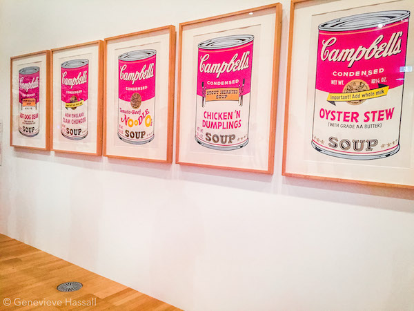 Andy Warhol Ai Wei Wei NGV Melbourne