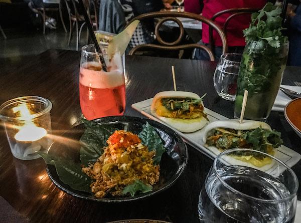 Burma lane restaurants in melbourne cbd