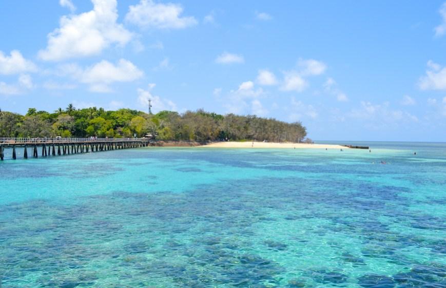 Photo of Green Island Great Barrier Reef Queensland-1