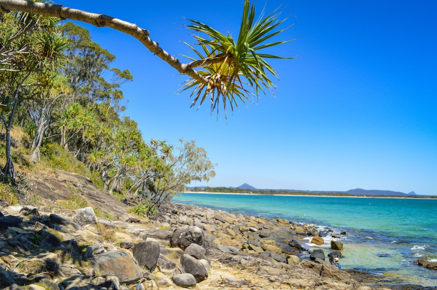 Photo of Noosa National Park Sunshine Coast Queensland