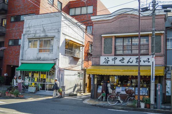 Yanaka Northern Tokyo