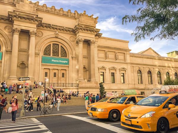 The Met Museum New York City NYC