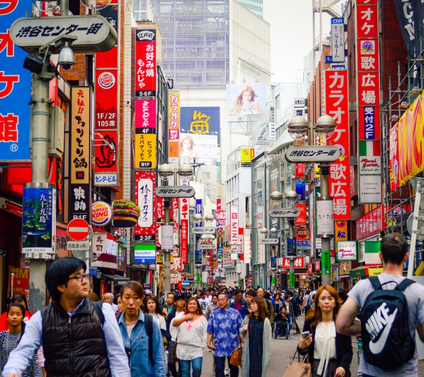 Itinerary 1 Week in Tokyo