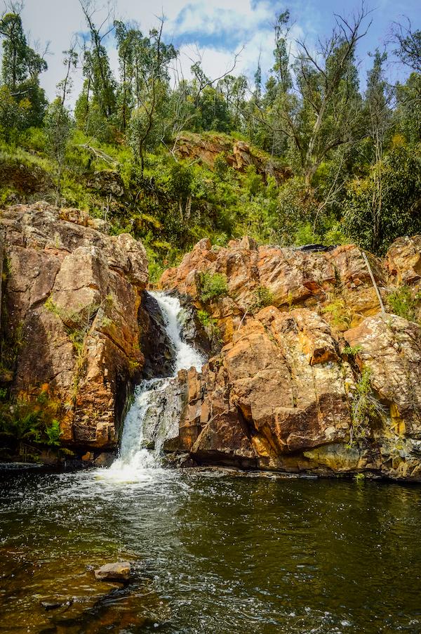 MacKenzie Falls The Grampians Victoria Australia