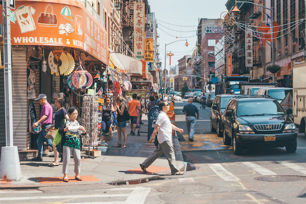 Tenements, Tales & Tastes: A Food & History Tour of New York