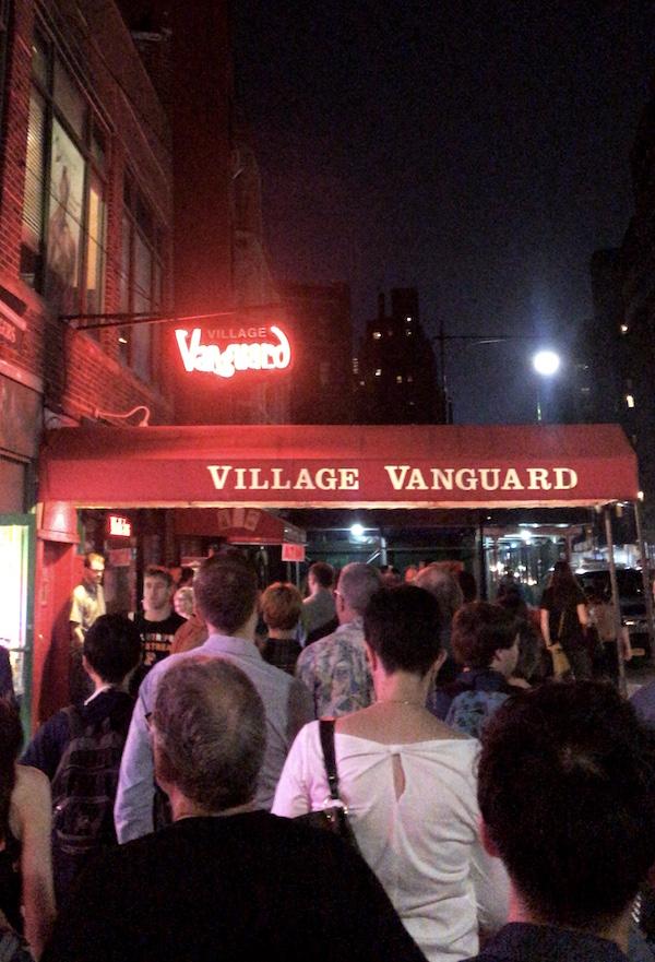 village vanguard west village