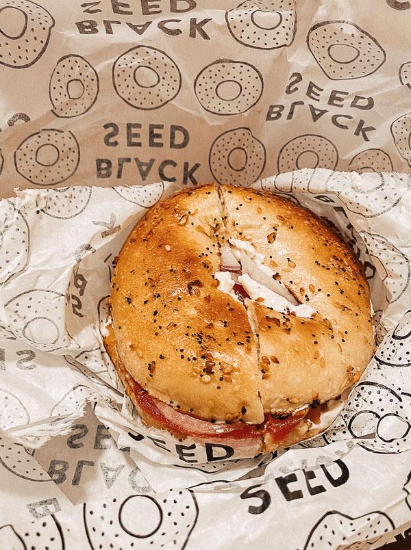 Black Seed Bagels Nolita New York City