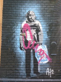 AMS - love this street art too