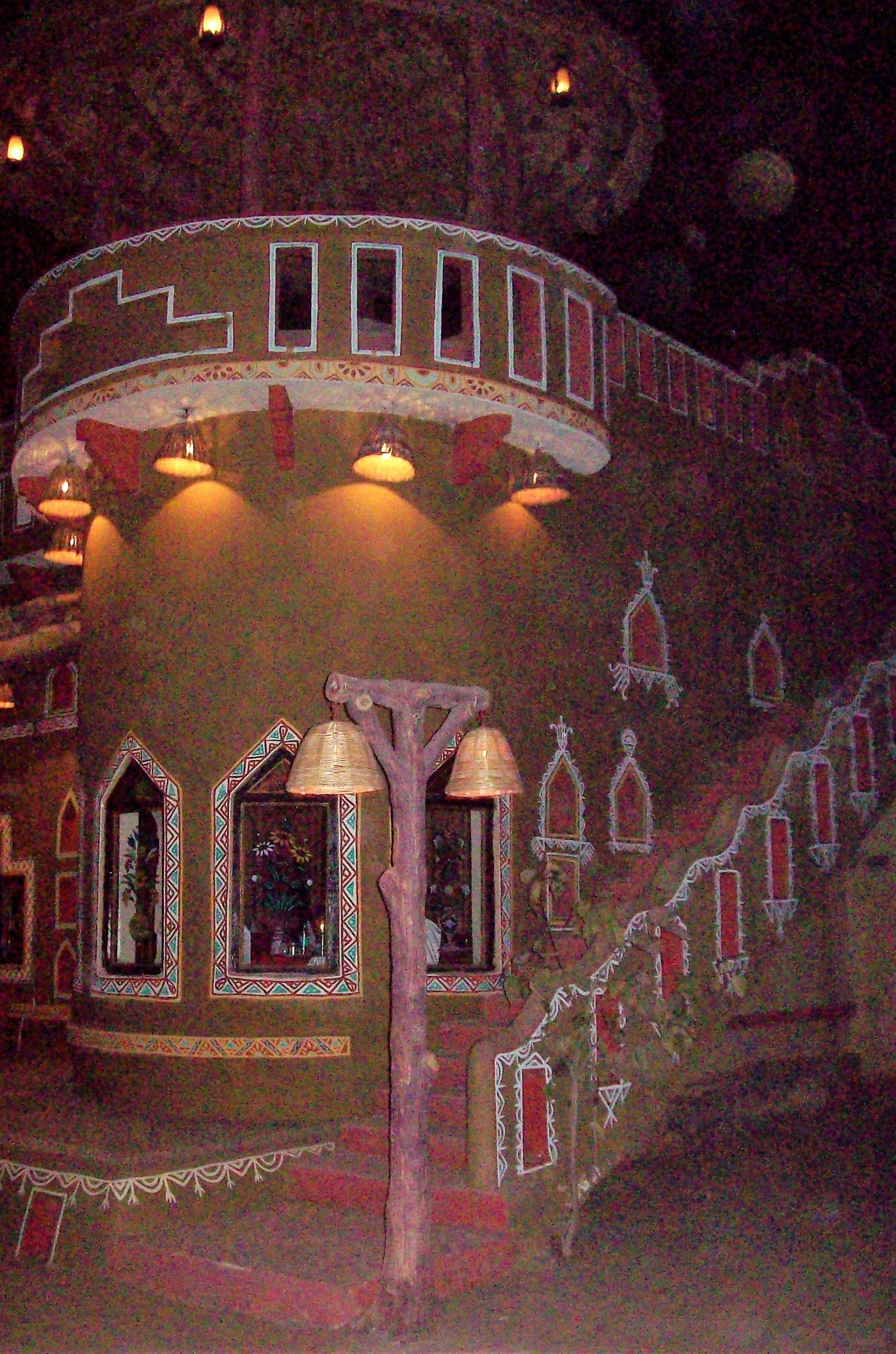 Cottage in chowki dhani, jaipur India