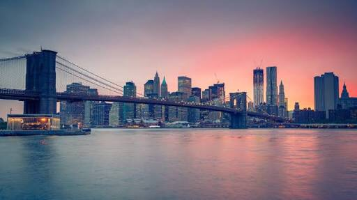 Brooklyn Bridge NYC USA