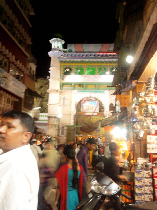 Things to see in Ajmer | Amjer Sharif - entry to the shrine, India