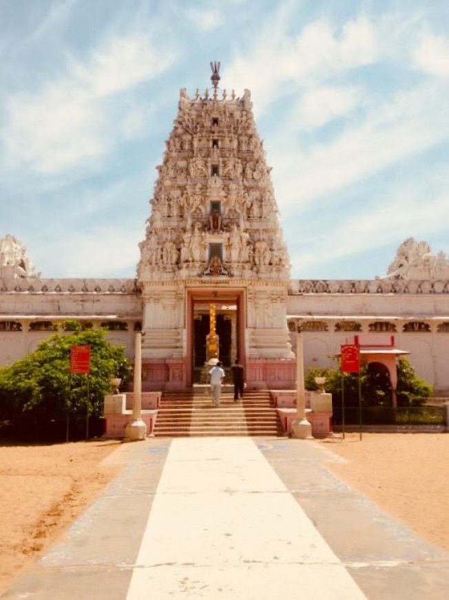 things to do in Pushkar | old-rangji-temple-pushkar
