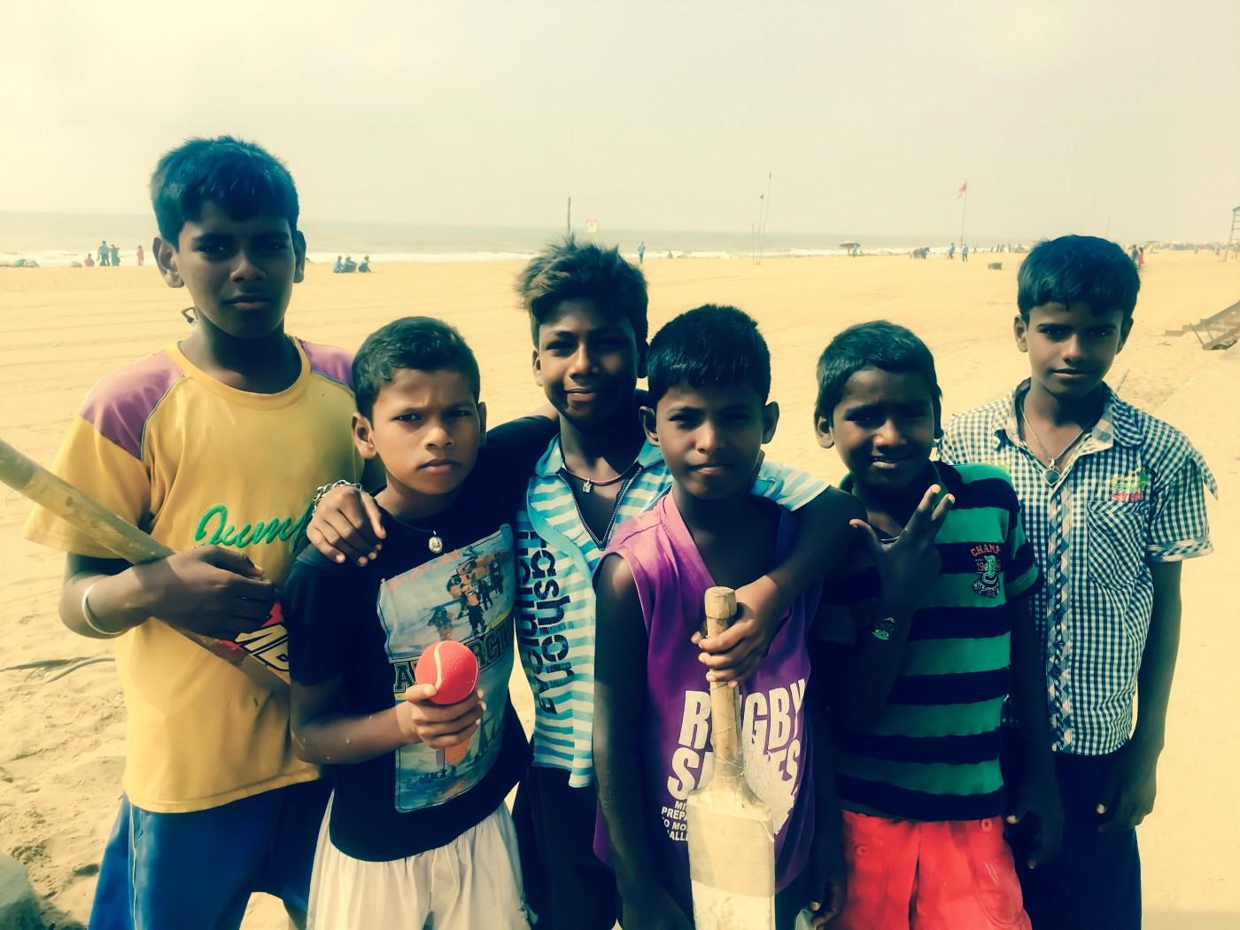 Tourist Places of Odisha | Kids in Puri Odisha India
