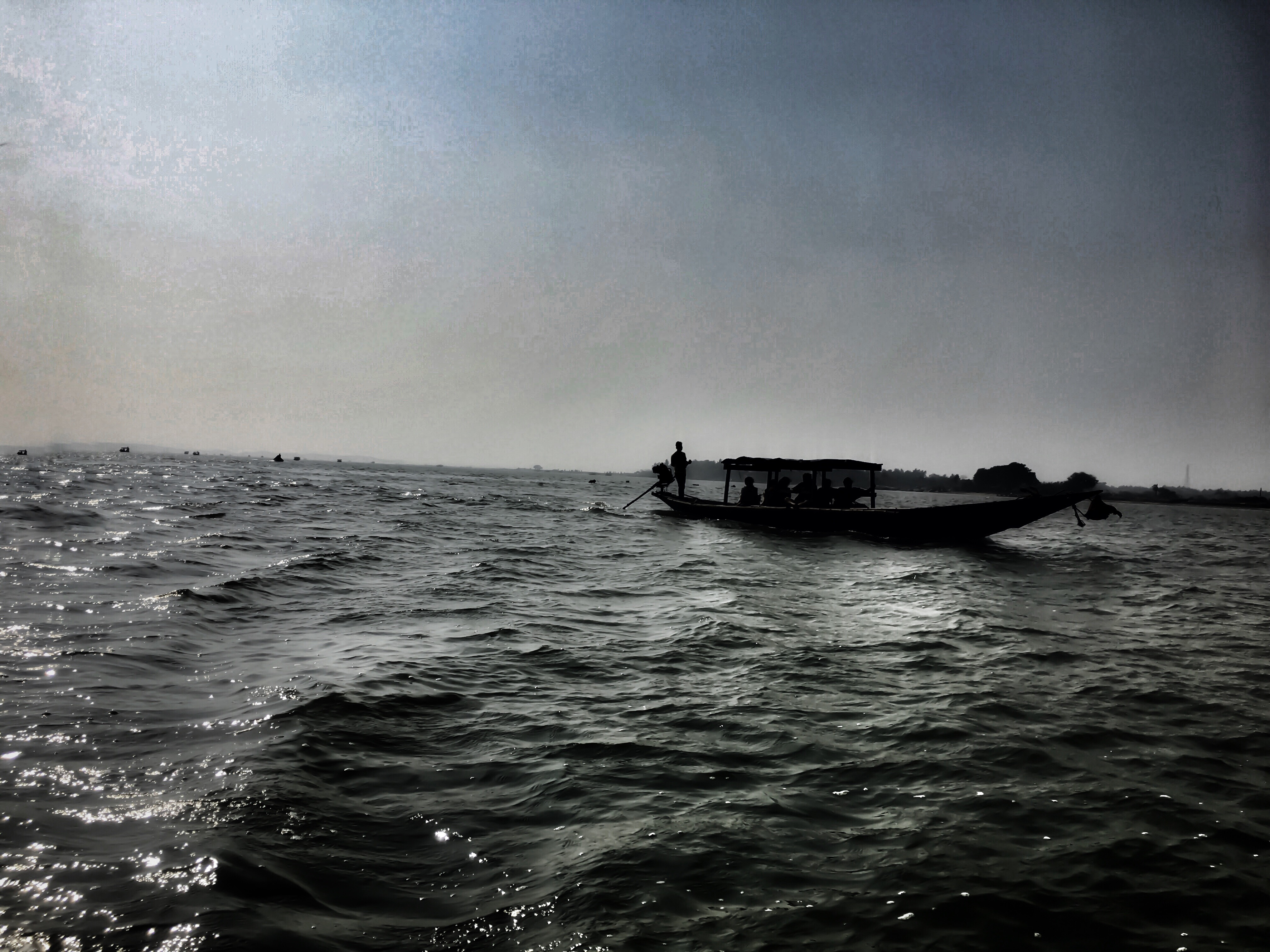 A must-visit serene Chilika lake Odisha