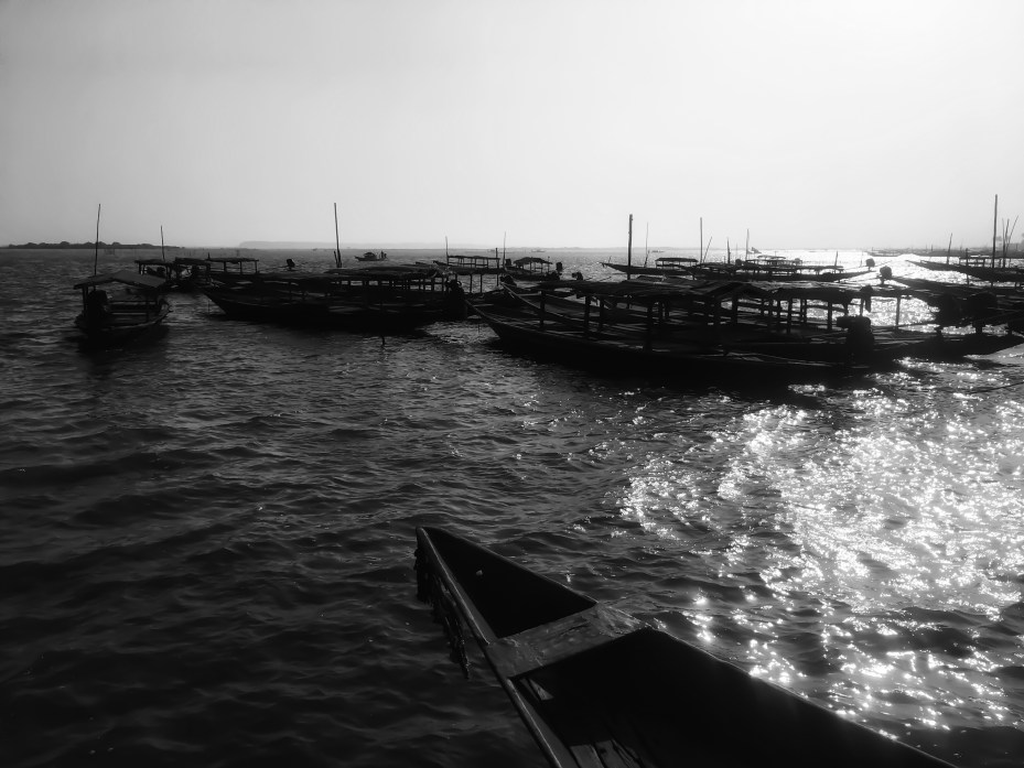 The dock yard