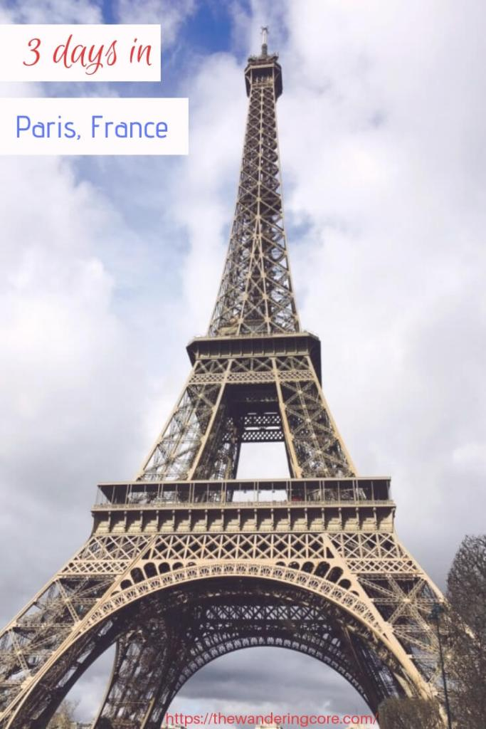 Paris - top things to do in 3 Days | Places to visit in Paris in 3 Days || Paris 3 day itinerary || Places to see in Paris || Things to do in Paris || Best places to stay in Paris || Best places to eat in Paris || Pairs Must visit || Paris sightseeing || Paris attractions || Paris momuments || Traveling || travel || #thewanderingcore #travel #paris #france #europe