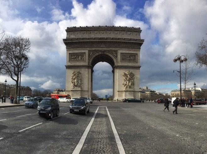 Places to visit in Paris in 3 days | Arc de Triomphe, Paris, France