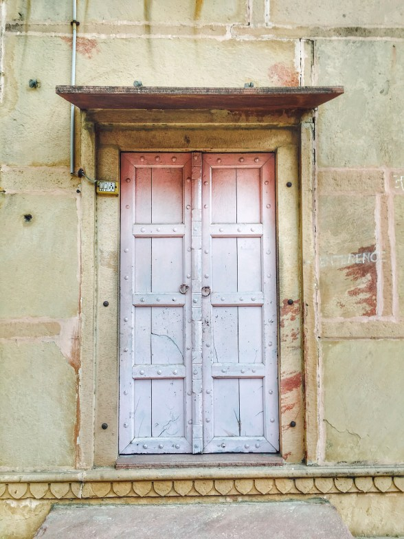 Doors of Vrindavan | Vrindavan photography