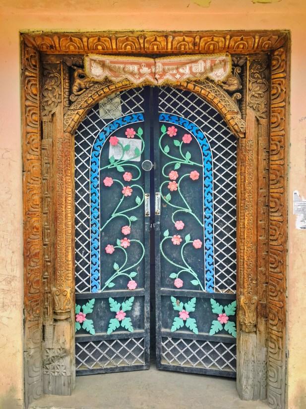 Sangla Valley Kinnaur | A door in Sangla valley Himachal Pradesh India