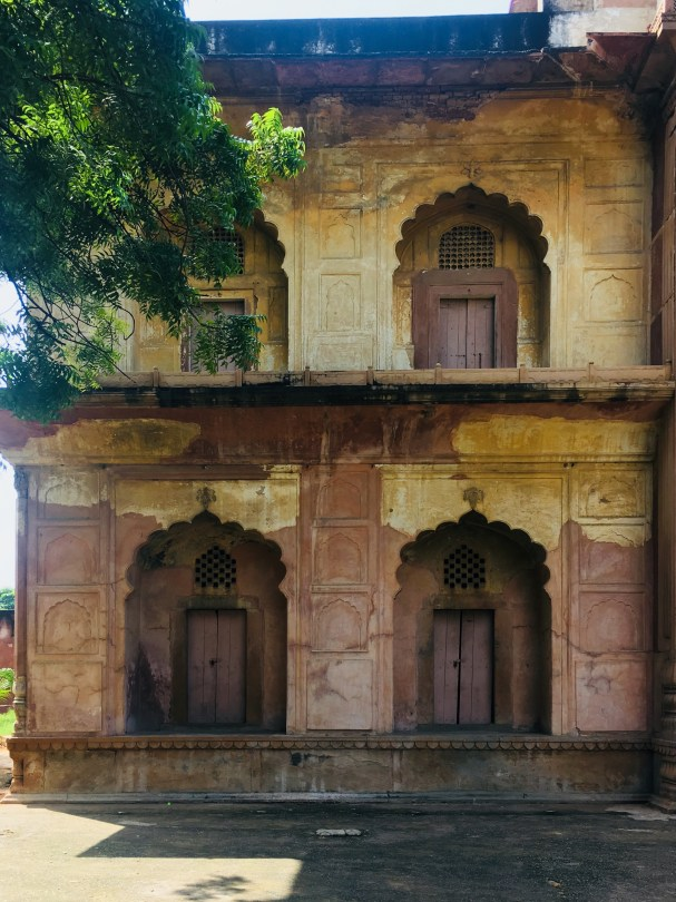 Safdarjung Tomb Entry facade