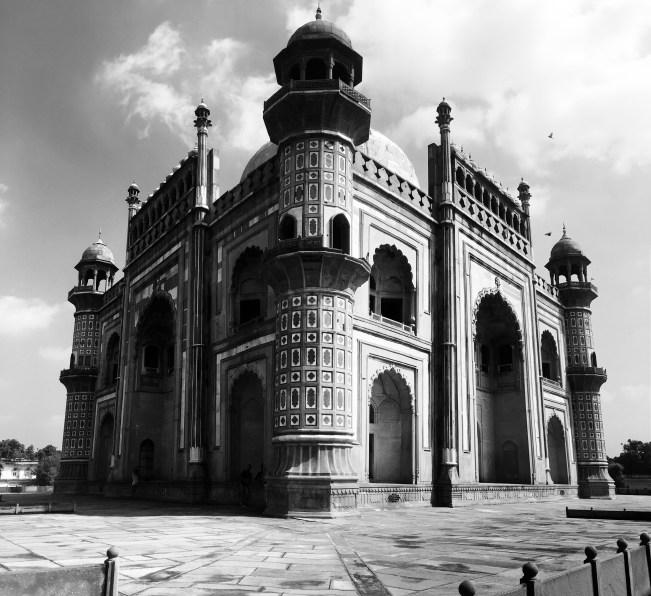 Safdar Jang Tomb - Vintage