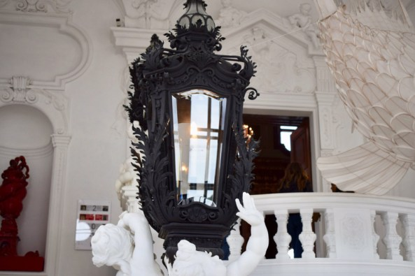 Places to visit in Vienna in 2 days | Belvedere-Palace-Lampshade-Vienna-Austria