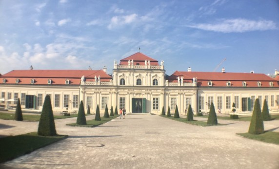 Places to visit in Vienna in 2 days | Belvedere Palace-Lower-Belvedere-Vienna-Austria