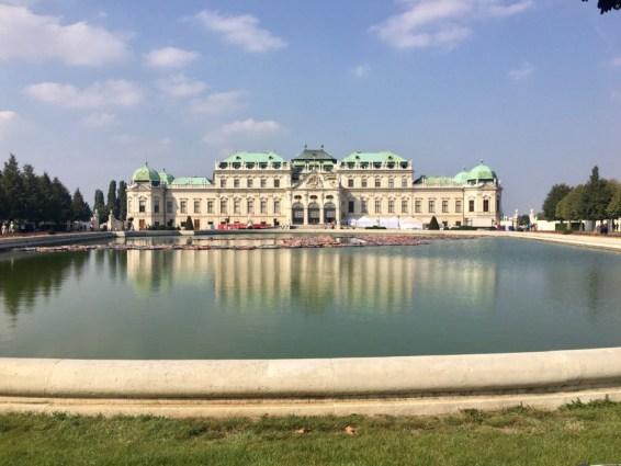 Places to visit in Vienna in 2 days | Belvedere Palace--Upper-Belvedere-Vienna-Austria