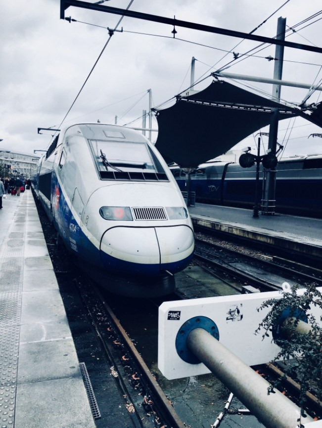 Things to know before visiting Paris | paris to zurich train sncf