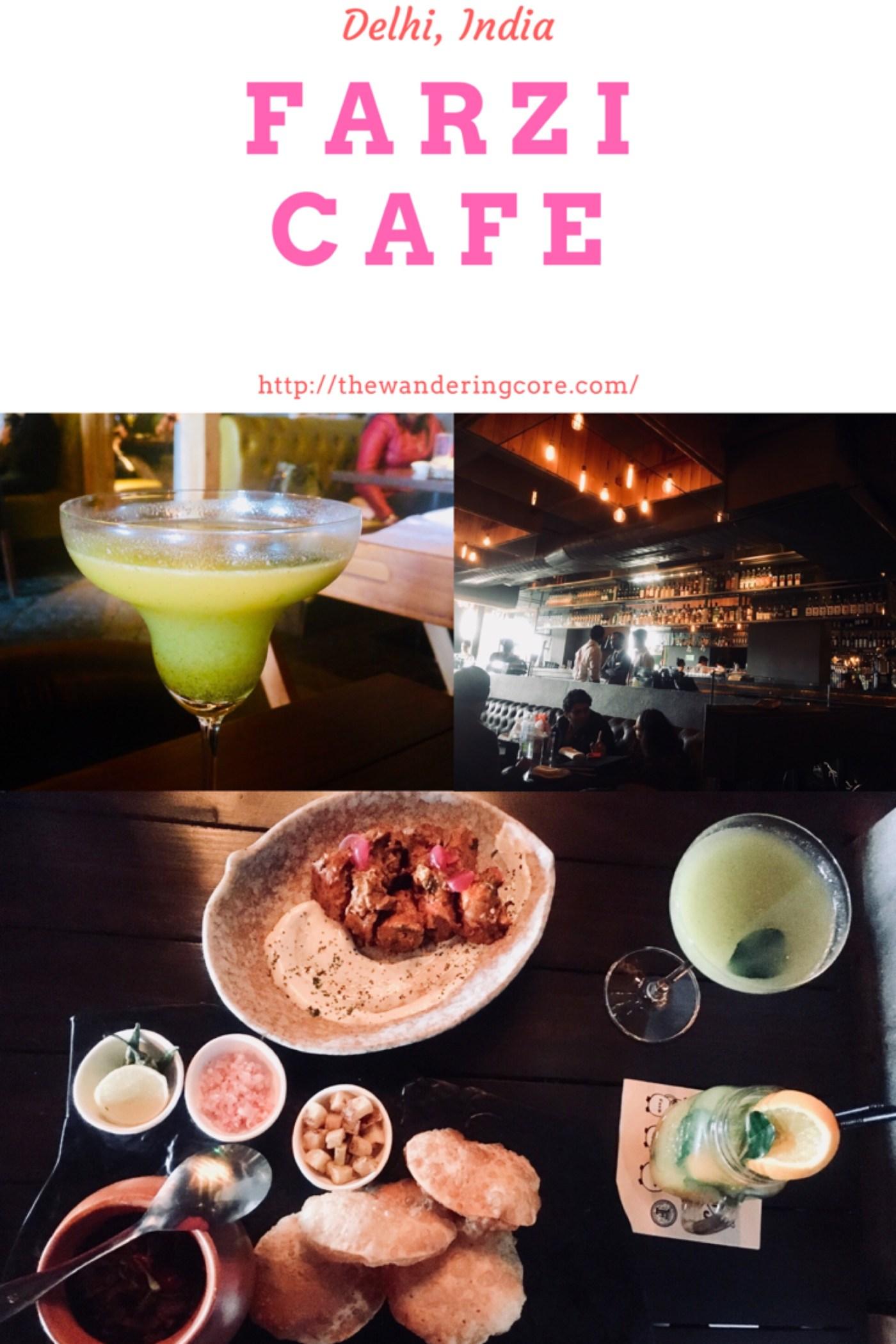 Farzi Café - Restaurant review - Delhi, India #farzicafe #review #delhi