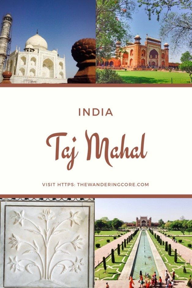 one day Taj Mahal tour | The iconic Taj Mahal, India