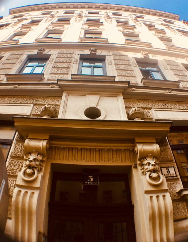 Building in Viennaa