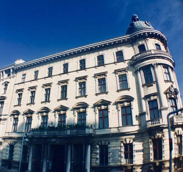 A building in Vienna
