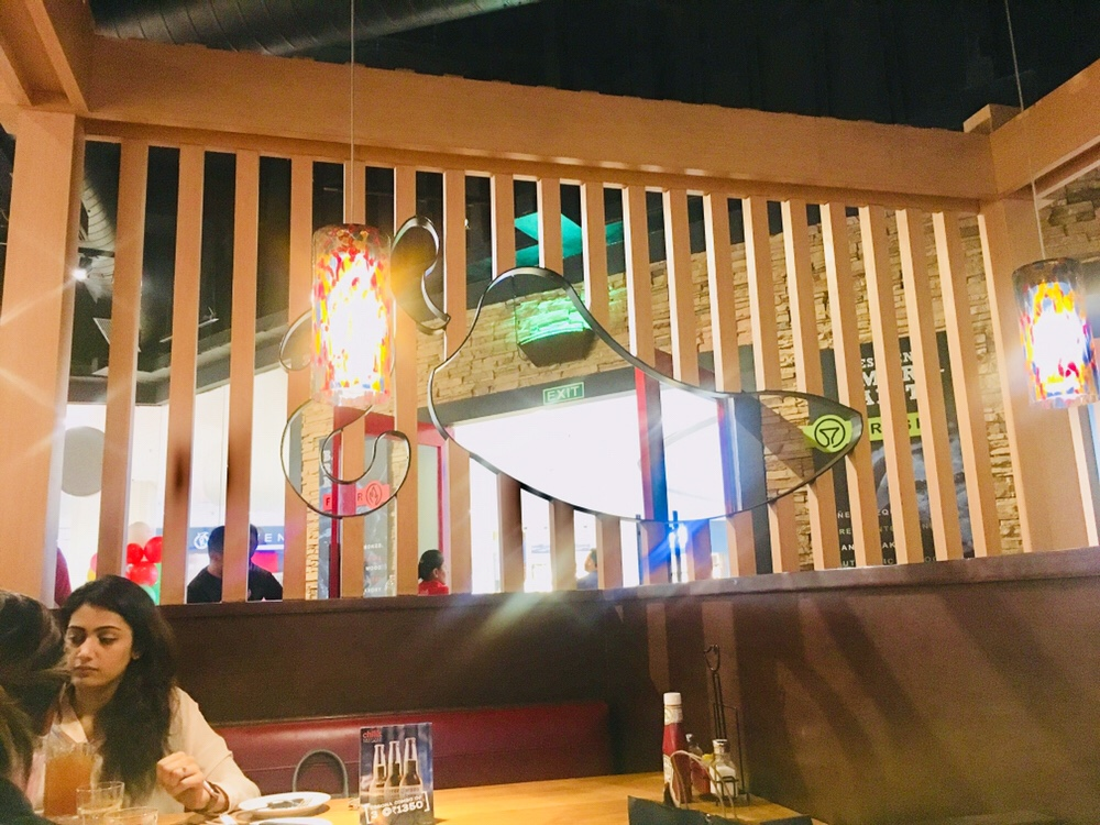 Chili's Grill and Bar Delhi Review – Mexican food at it's best