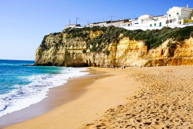 Europe Bucket List | Algarve Portugal
