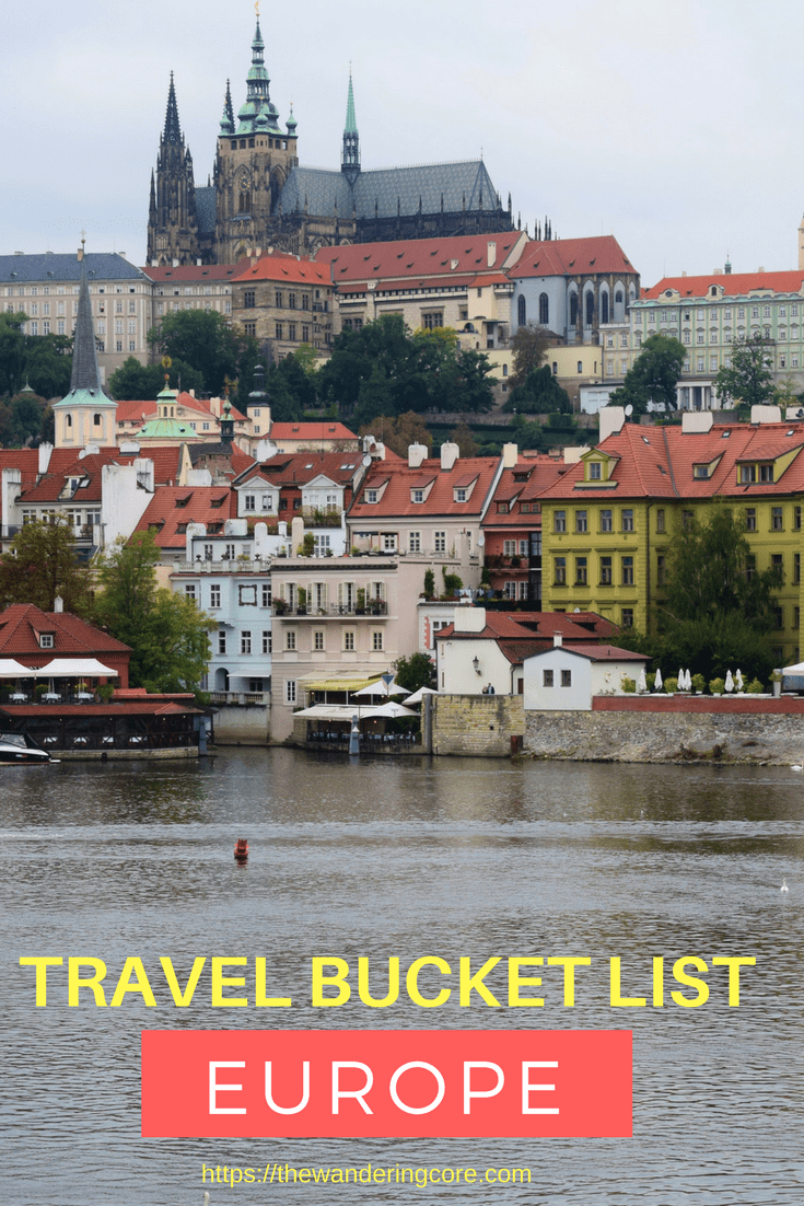 Ultimate Europe Bucket List - Loved by Travel Bloggers