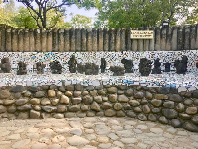 things to do in Chandigarh | Rock Garden - Rock Art