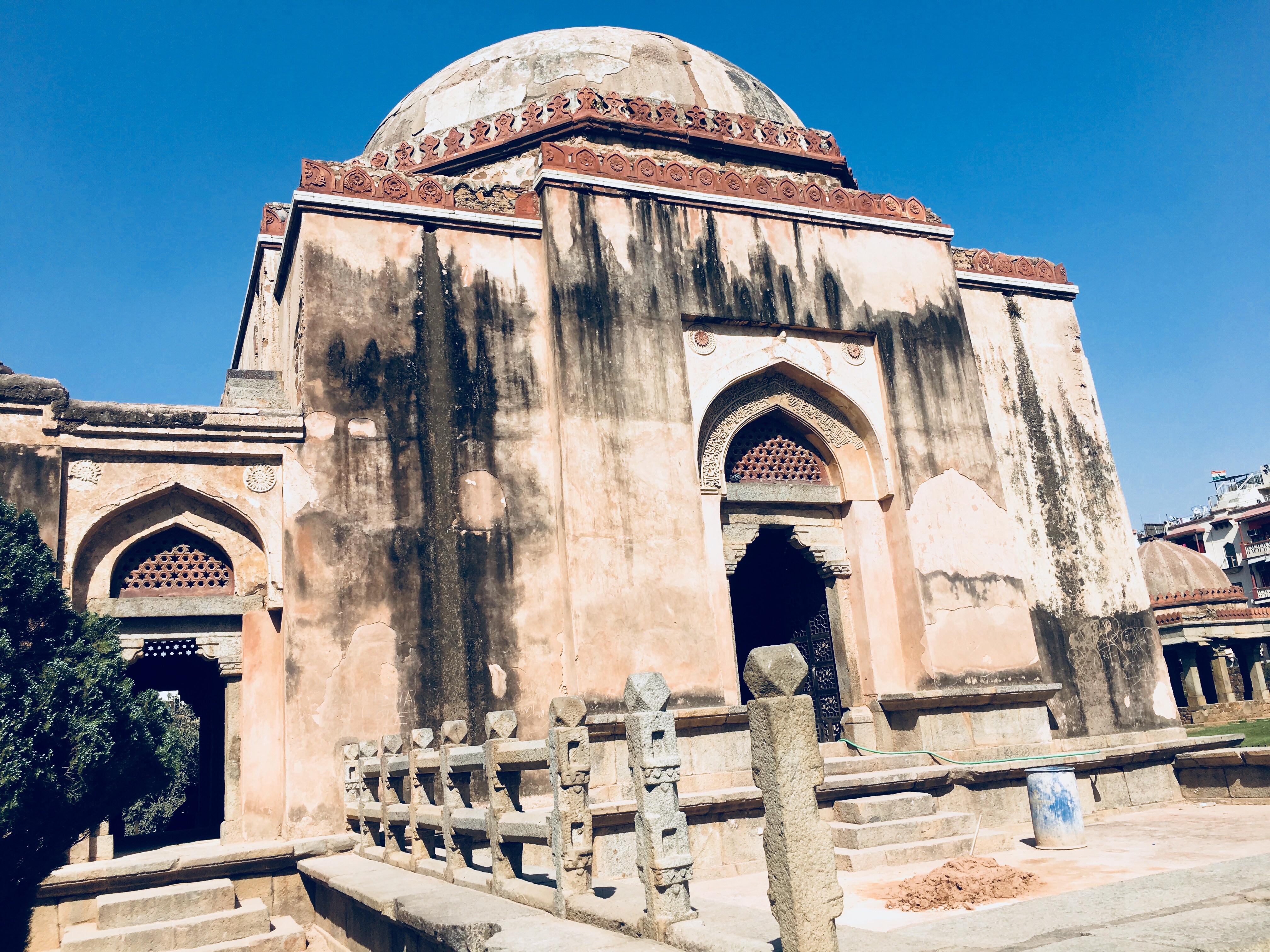 Firoz Shah Tomb