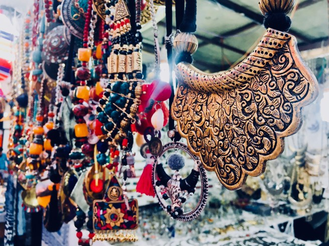 Dilli Haat necklace