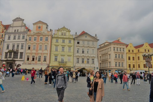 prague-old-town-square | Prague Itinerary | What to do in Prague in 2 days