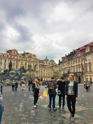 prague-town-square-culture | Prague Itinerary | What to do in Prague in 2 days