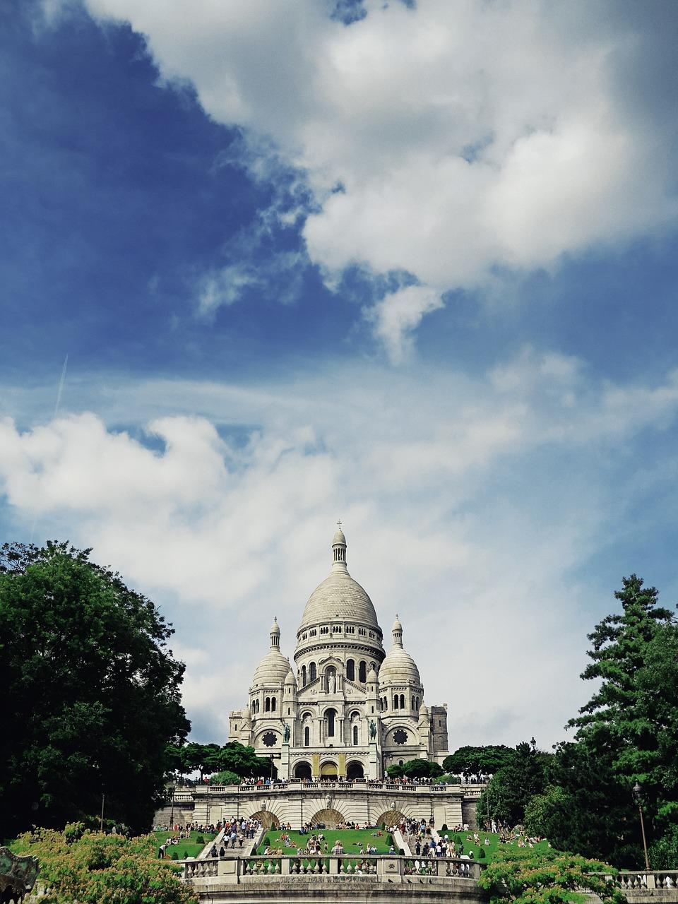 paris-Sacre-Coeur-de-Montmartre