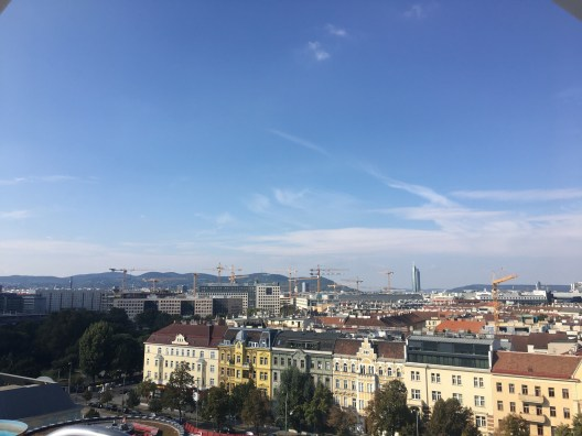 View from Prater