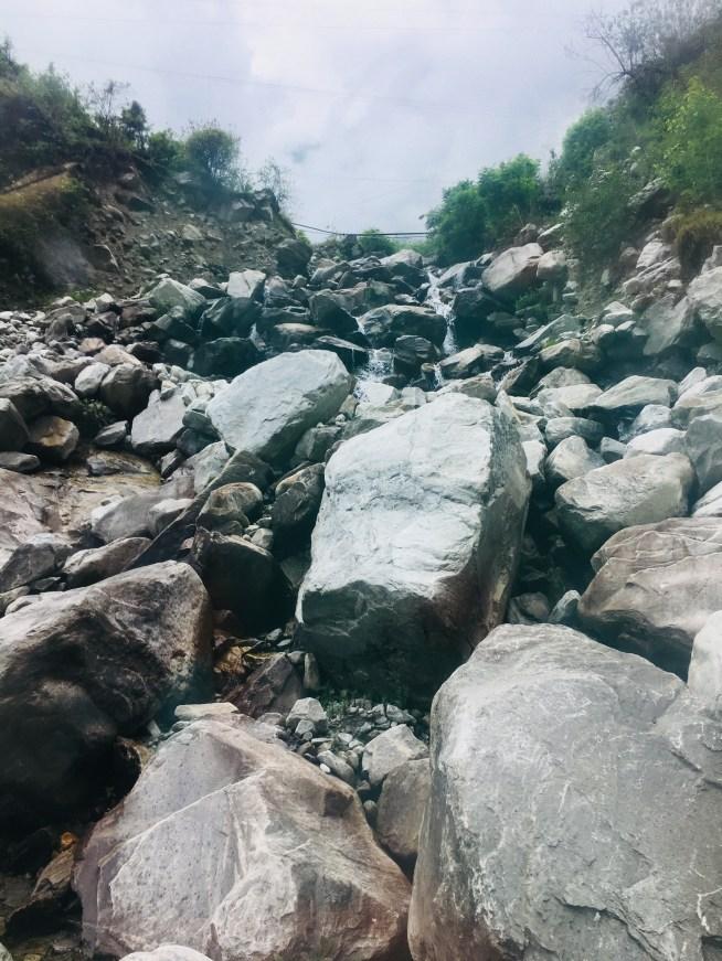 Uttarakhand-route