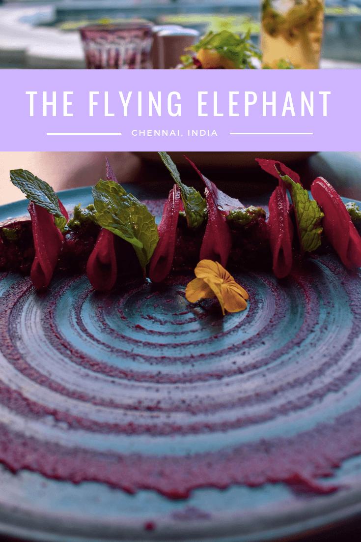 The Flying Elephant Chennai | The Park Hyatt Chennai | The Park Hyatt Flying Elephant Chennai | The Dining Room | Restaurant Review | Food Blog